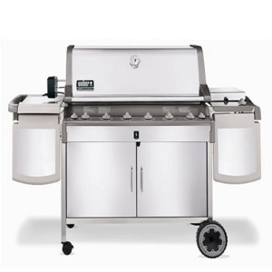 Weber 7890001 Summit Platinum D6 Natural Gas Grill Images