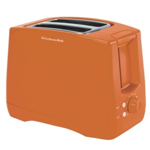 DigiLake Kitchenaid KTT30TG 2 Slot 2 Slice Tangerine