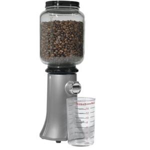 Digilake Kitchenaid Kcg200mc Model A 9 Coffee Mill Metallic Chrome Rh Digilake Com