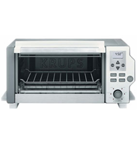 Krups Fbc512 6 Slice Convection Toaster Oven