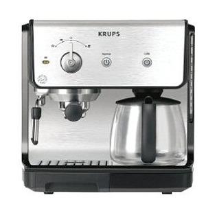 krups espresso machine manual